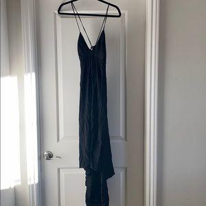 Rebecca Taylor midi backless dress